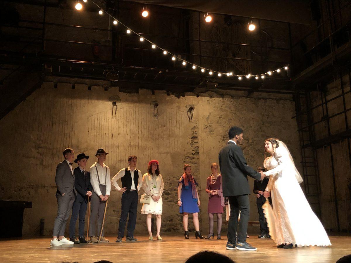 Institut Saint Joseph Limoux Option Theatre
