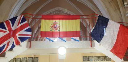 Projet européen : anglais+espagnol !