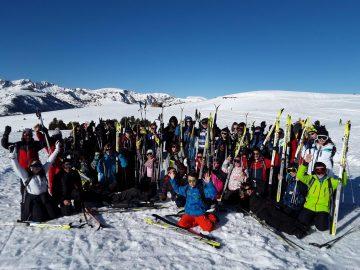 classe-de-neige-ecole-saint-joseph-ski-de-fond-EPS-SVT-Arts-plastiques
